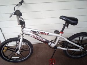 """Used Mongoose 20"""" bike for Sale in Corning, NY"""