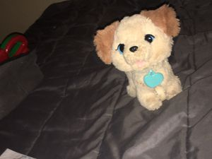 Furreal friend puppy dog. toy animal that can bark and walk for Sale in La Vergne, TN