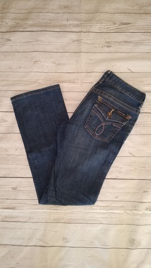 Beautiful Calvin Klein jeans ( women's size 10 ) condition : worn once ... for Sale in Frederick, MD