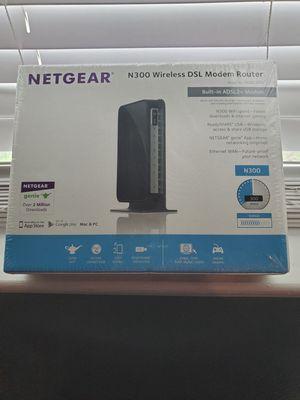 netgear n300 wireless for Sale in Houston, TX