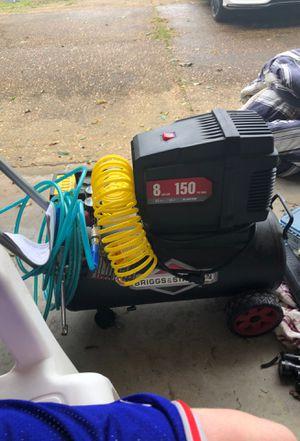 Briggs and Stratton air compressor for Sale in Prattville, AL