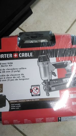 Porter Cable for Sale in Los Angeles, CA