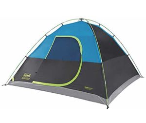 New-Open box Coleman (6) Person Dark Room Fast pitch dome tent for Sale in Wildomar, CA