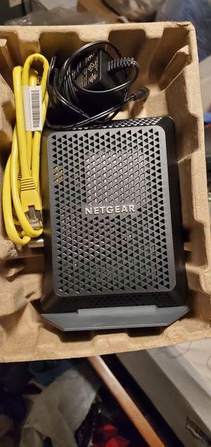 Netgear CM700 Modem for Sale in Phoenix, AZ