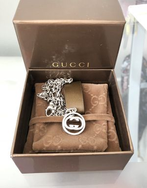 Vintage Gucci Necklace for Sale in Columbus, OH