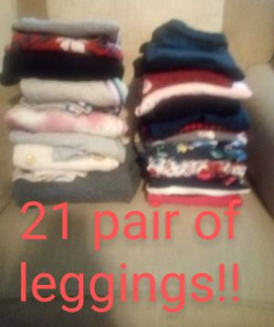 Girls leggings for Sale in Monroe, NC