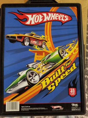 Hot wheels Car Case for Sale in Redford Charter Township, MI