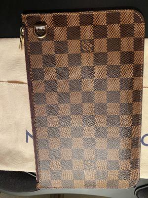 Authentic Louis Vuitton Diamer Pochette for Sale in Grand Prairie, TX
