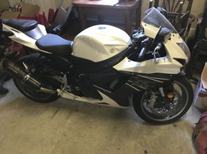 GSXR-600 for Sale in Apex, NC