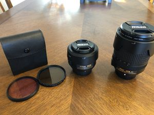 Nikon Lenses for Sale in Las Vegas, NV