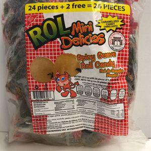 ROL MINI DELICIAS 26CT for Sale in Signal Hill, CA