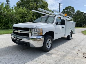 2007 Chevy Silverado utility truck for Sale in St.Petersburg, FL
