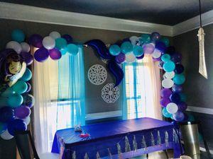 Party Mermaid Theme balloons for Sale in Haymarket, VA