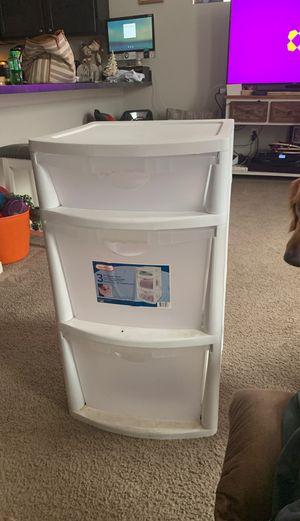 Storage unit three shelves for Sale in Smyrna, TN