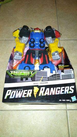 POWER RANGER - MEGAZORD for Sale in Davenport, FL