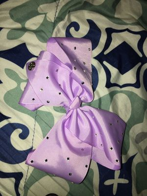 Purple bow for Sale in Bartlett, IL