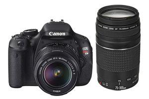 Canon T3i for Sale in Albuquerque, NM