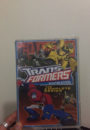 Transformers animated the complete series for Sale in Los Angeles, CA