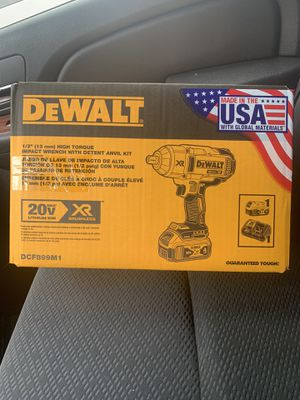 Impact wrench for Sale in Fresno, CA