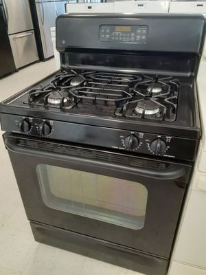 Ge gas stove good condition 90 days warranty for Sale in Mount Rainier, MD
