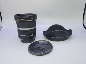 Canon ef-s 10-22mm f3.5 for Sale in Glendale Heights, IL