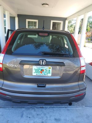 2010 honda crv automatic clean in and out for Sale in Plant City, FL