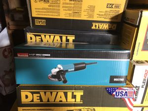 Tools for sale, DeWalt and Makita for Sale in San Jose, CA