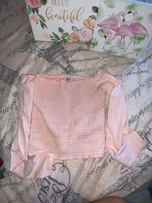 Hollister pink top for Sale in La Vergne, TN