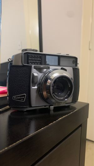 Baldessa Film camera 1958 Vintage for Sale in Cypress, TX