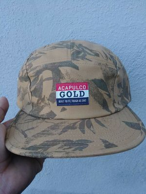 ACAPULCO GOLD 5 PANEL STRAPBACK HAT for Sale in Lynwood, CA