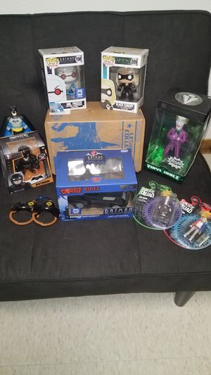 Various DC Collectibles for Sale in Boulder, CO