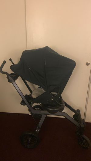 Infant baby car seat orbit G3 plus car seat base & stroller base and cargo basket is also included for Sale in Anaheim, CA