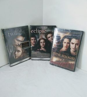 Twilight Saga 3 DVD Movies Brand New for Sale in Thornton, CO