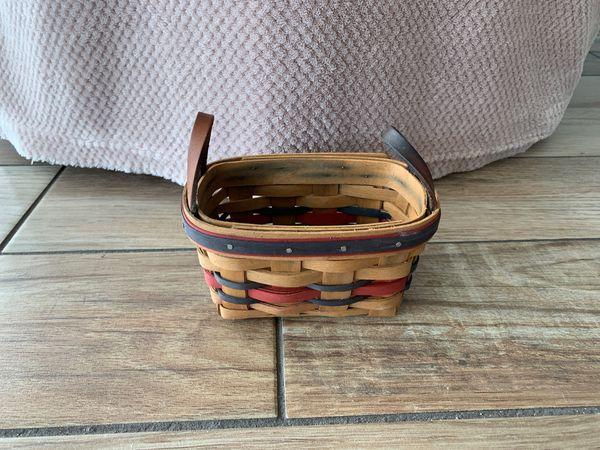 Longaberger 1993 All Star Tea Basket