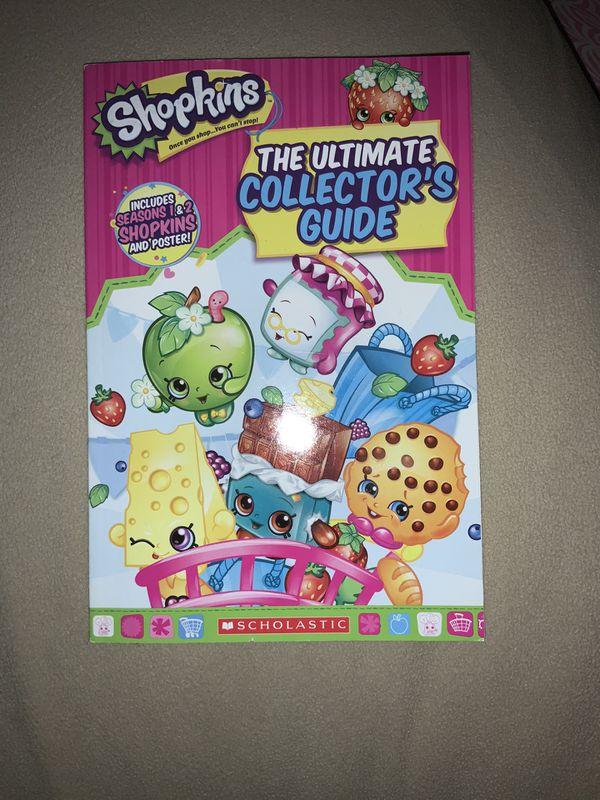 Shopkins - Ultimate collectors guide