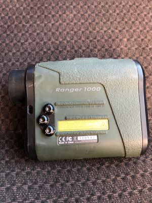 Vortex ranger 1000 range finder for Sale in Young, AZ