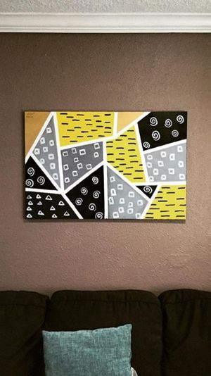 24 x 36 painting for Sale in Houston, TX