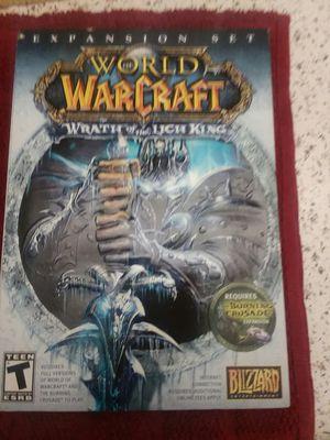World of Warcraft Expansion Set for Sale in Vista, CA