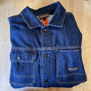 Patagonia Denim Jacket for Sale in Portland, OR
