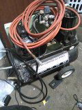 Air compressor for sale it works grate for Sale in Springfield, OR
