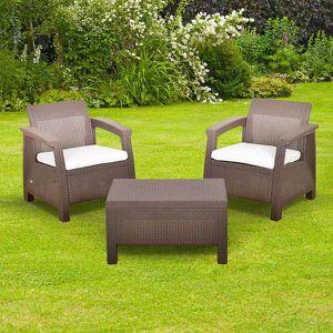 Balcony Set Outdoor Patio Furniture Garden Home Muebles de patio Jardín Terraza y Balcón keter for Sale in Miami, FL
