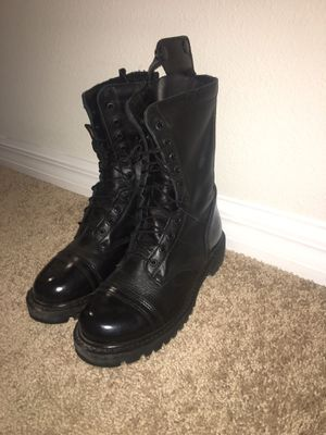 Deputy/Military work boots: womens 7.5 for Sale in Tampa, FL