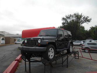 2012 Jeep Wrangler Unlimited for Sale in Oak Park,  MI