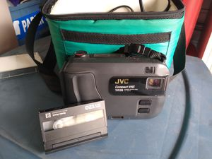 JVC Camcorder for Sale in Methuen, MA