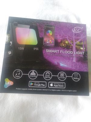 Smart flood light for Sale in Ontario, CA