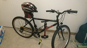 Bike, helmet and pump! $160 firm for Sale in Daly City, CA