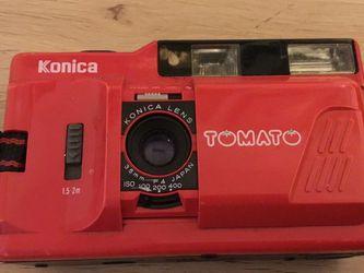 Konica Tomato Cult Camera for Sale in Portland,  OR
