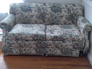 Full size bed sleeper sofa for Sale in Granby, CT