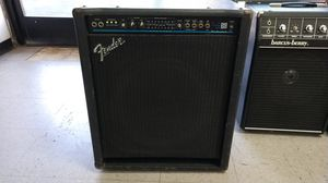Fender BXR One Hundred Bass Amp Bass Extended Range Bass Combo Amplifier for Sale in National City, CA