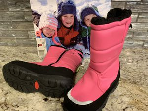 Khombu Snow Boots, youth size 2 for Sale in West Sacramento, CA